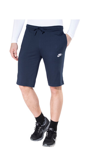Nike NSW JSY Club Short Men obsidian/white